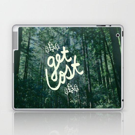 Get Lost x Muir Woods Laptop & iPad Skin