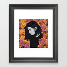 You Are Everywhere Framed Art Print