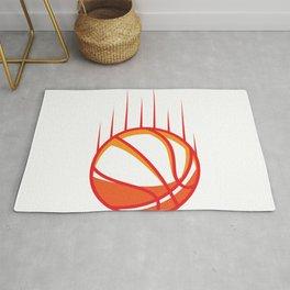 Basketball Basketball Player And Fan Gift Rug
