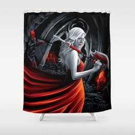 The Turok-Han Shower Curtain