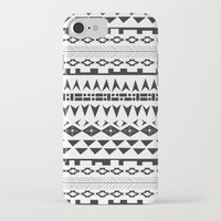 abigail larson iPhone & iPod Cases featuring Abigail Print by Moko and Company