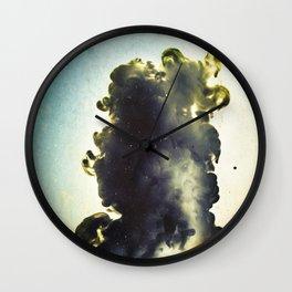 Liquid harmony II Wall Clock
