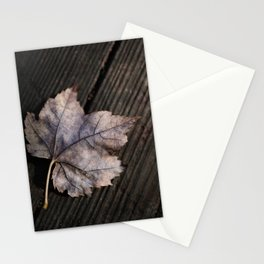 the lifelines of fall Stationery Cards