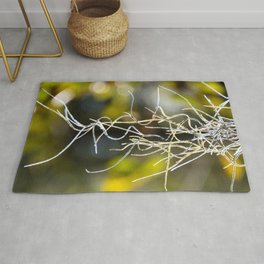 Nature Abstract Rug