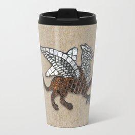Mosaic Griffin Travel Mug