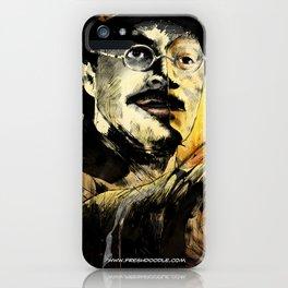 Halk Mask iPhone Case