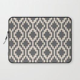 Mapuche Natural Black Laptop Sleeve