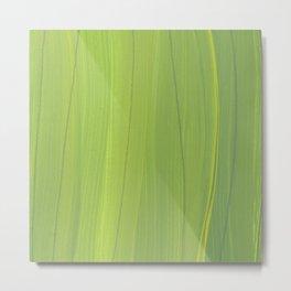GREEN SWAG Metal Print