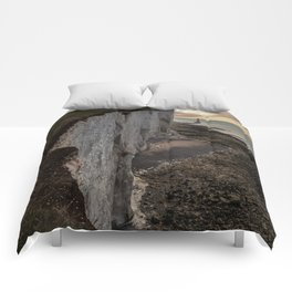 White Cliffs of England Comforters