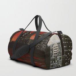 Leaves of Change Duffle Bag