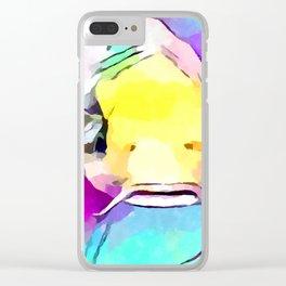Catfish Clear iPhone Case