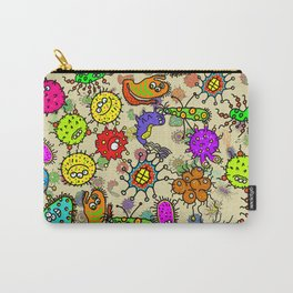 Doodle Germs Carry-All Pouch