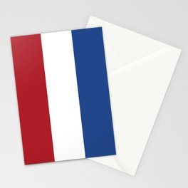 flag of netherlands  Stationery Cards