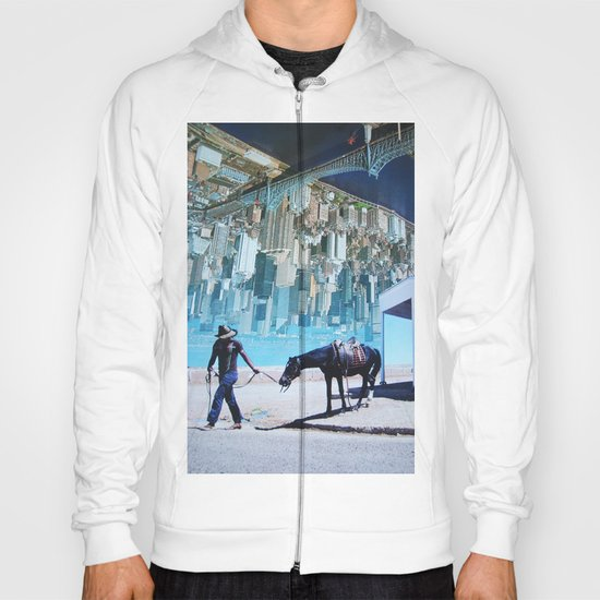 Lead A Horse To Water Hoody