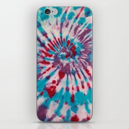 Umas Tye Dye iPhone Skin