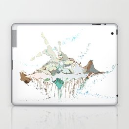 Dancing in the Snow Laptop & iPad Skin