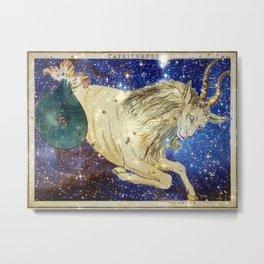 Urania's Mirror - Capricorn Metal Print