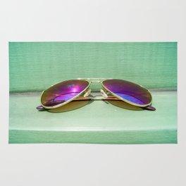 Sunglasses in Portland Rug