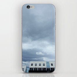 empty spaces iPhone Skin