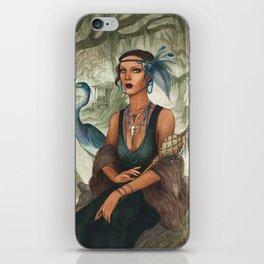Arthemie ~ A Compendium Of Witches iPhone Skin