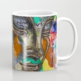 Gazing Buddha Coffee Mug