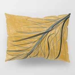 Fall feather Pillow Sham