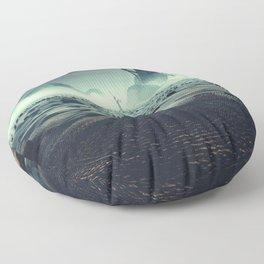 Aldebaran Planet - Roots Floor Pillow
