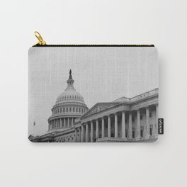 US Capitol Side Perpsective Carry-All Pouch