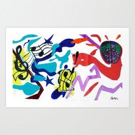 INSPIRATION          by Kay Lipton Art Print