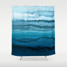 WITHIN THE TIDES - CALYPSO Shower Curtain