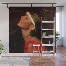 Olivia Newton-John - Physical - Album Cover Wall Mural