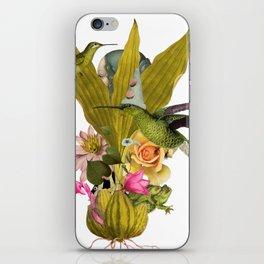 Magic Garden VII iPhone Skin