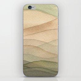 #42. DANIEL - Hills iPhone Skin