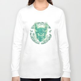 EXECUTIONER - FLORAL Long Sleeve T-shirt