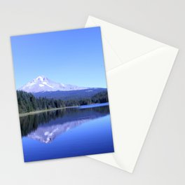 Mt Hood from Trillium Lake #2 Stationery Cards