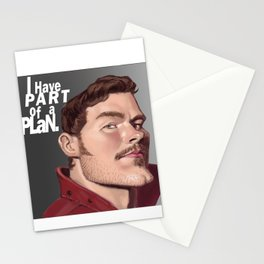 I have part of a plan. Stationery Cards
