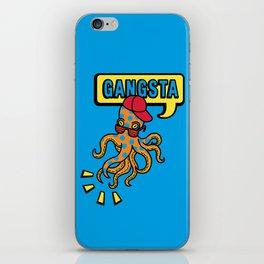 Gangstapus iPhone Skin
