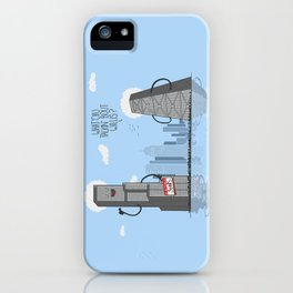 Whatchu' talkin bout willis iPhone Case