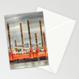 Wavewalker In Falmouth, Cornwall Stationery Cards