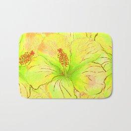 Summer glitter #10 Bath Mat