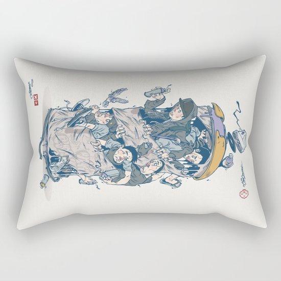 CAN CNTRL Rectangular Pillow
