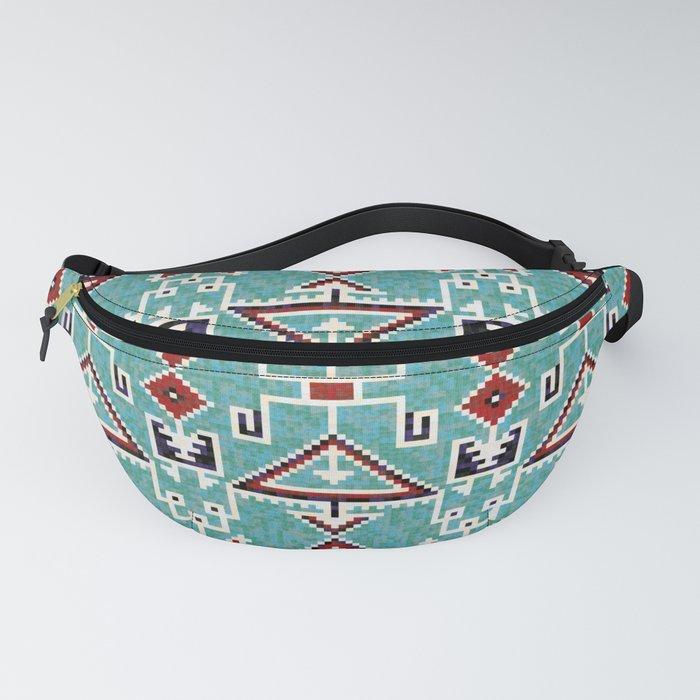 Native American Navajo pattern Fanny Pack