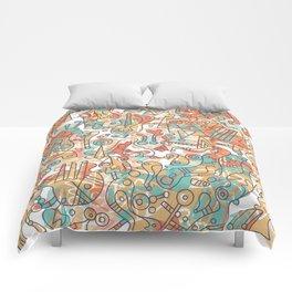 Schema 19 Comforters