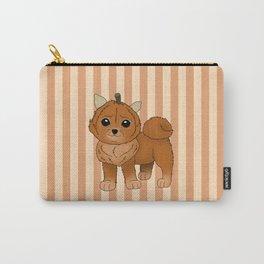 Pumpkeranian Carry-All Pouch