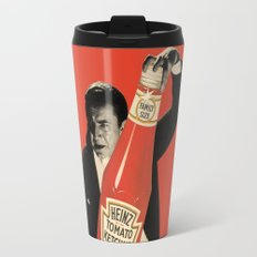 Vegetarian Vampire Travel Mug