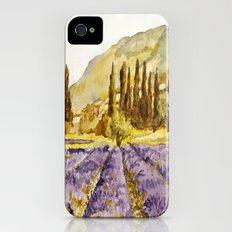 La Provence iPhone (4, 4s) Slim Case