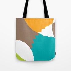 abstract beach Tote Bag
