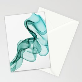 Green3 Stationery Cards