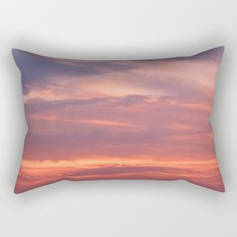 Painting Sky Rectangular Pillow