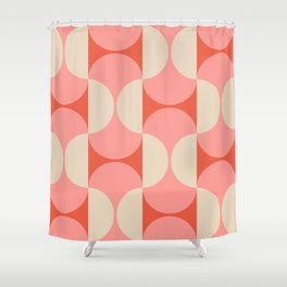 Capsule Modern Shower Curtain